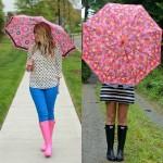 КАК выбрать женский зонт